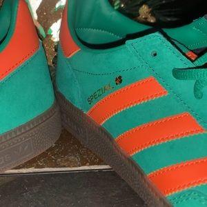Adidas Sambas St Patrick's day Sneakers